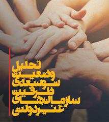 گزارش تحلیل وضعیت توسعه ظرفیت سازمان های غیردولتی