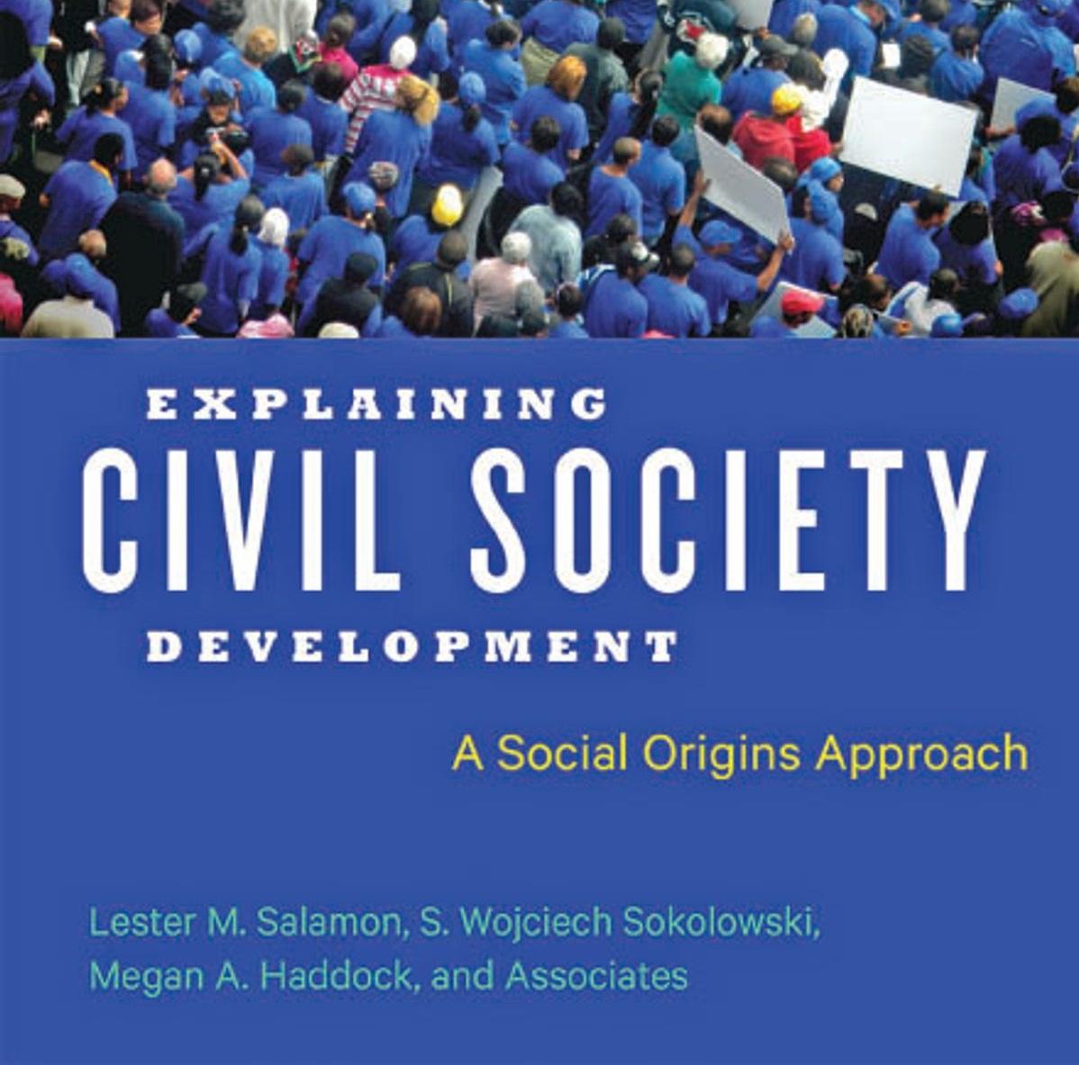کتاب شرح توسعه جامعه مدنی