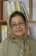 دکتر فاطمه قاسم زاده - فعال حقوق کودکان و از موسسان شبکه یاری کودکان کار و خیابان